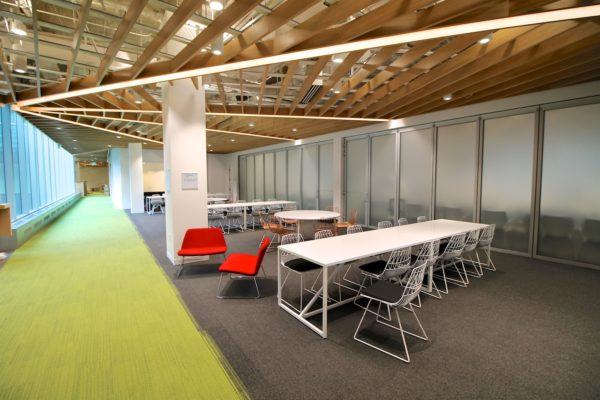 Robertson-Walls-Ceilings-Completed-Projects-Office-Interiors-Microsoft-Excellence-Centre-5-600x400 Drywall & Steel Stud Installation Services